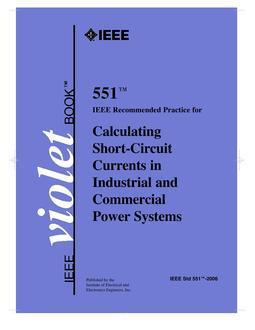 ieee 551 2006 - Ieee Color Books