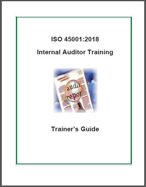 iso 45001 2018 lead auditor training
