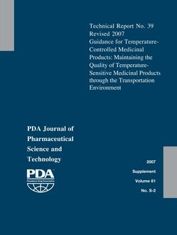 pda technical report 39 free download