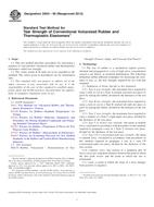 ASTM D624-00(2012)