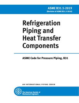csa b52 mechanical refrigeration code pdf free