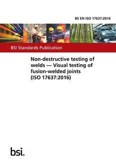 BS EN ISO 17637:2016