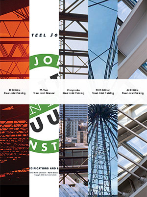 85 years of open web steel joist construction rh techstreet com Steel Joist Details Steel Joist Girder