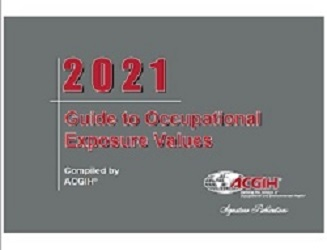 2021 Guide To Occupational Exposure Values