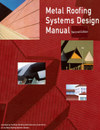 metal roofing systems design manual rh techstreet com
