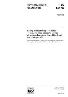 BS EN ISO 12100-1:2003 pdf download - Free Standards Download
