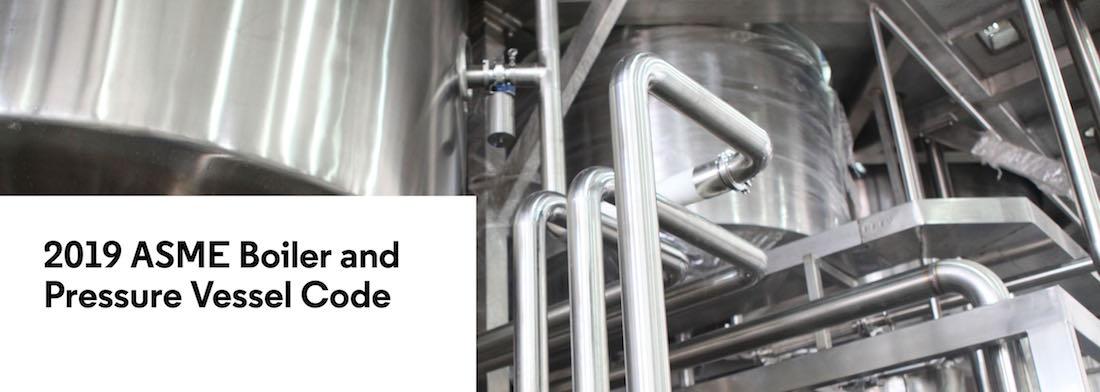 2019 ASME BPVC - Boiler Pressure Vessel Code | American